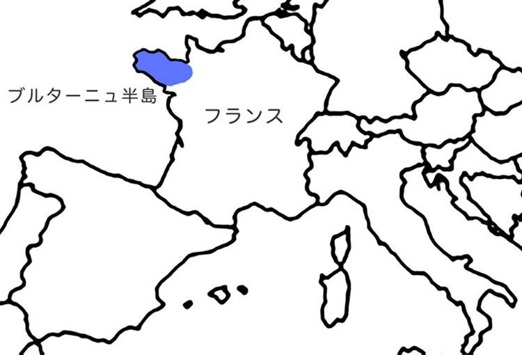 ブルターニュ半島01