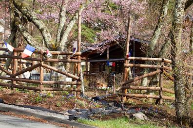 Les Cerisiers outside 1